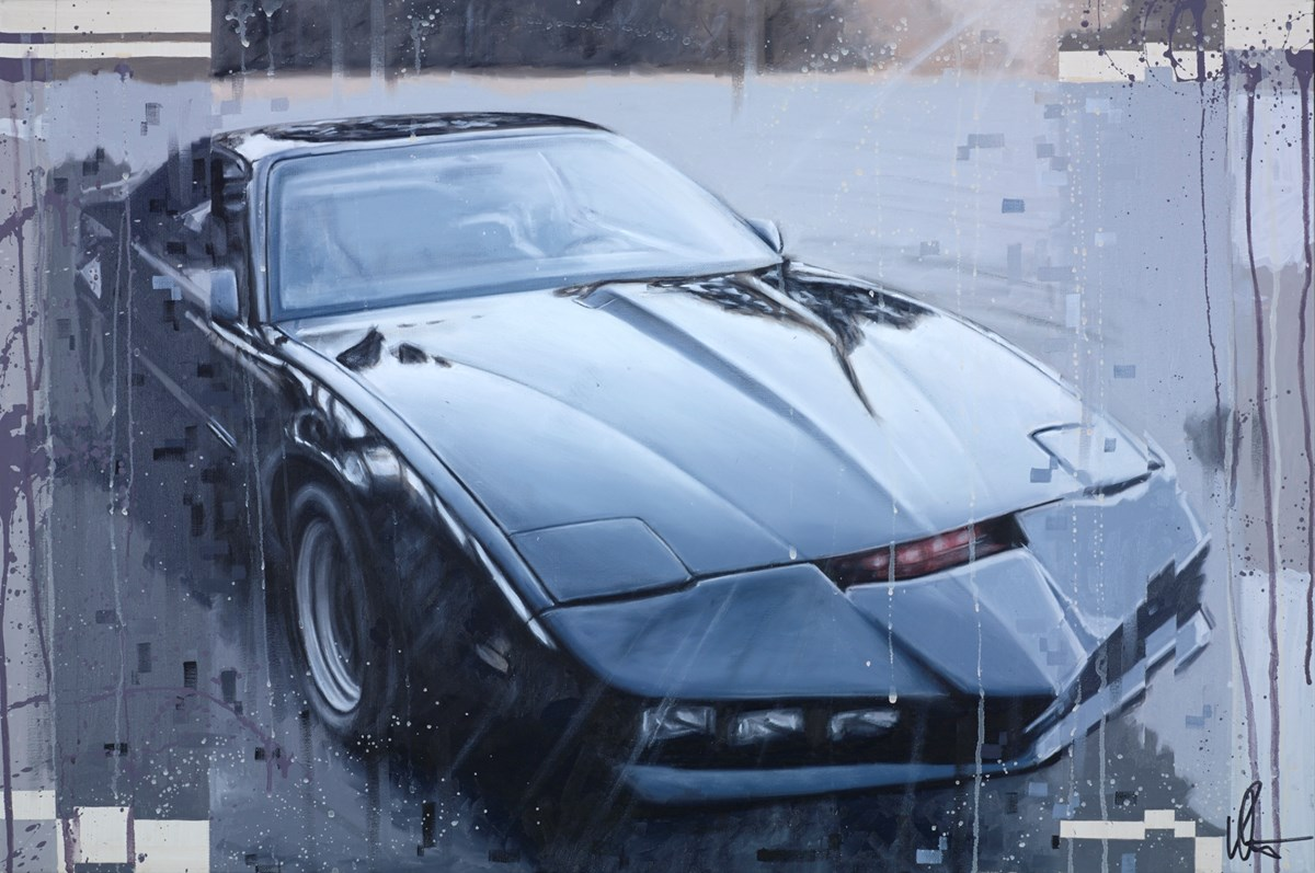 Knight Rider by kris hardy